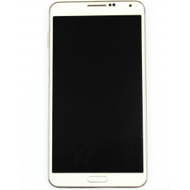 Complete Screen Assembly WHITE (Official) - Galaxy Note 3 Neo/Lite