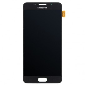 Complete Screen Assembly BLACK (Official) - Galaxy A5 (2016)