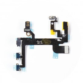 Power, volume, vibrate switch flex cable - iPhone SE