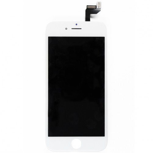Full Black Screen (LCD + Glass + Chassis) - iPhone 6 Plus