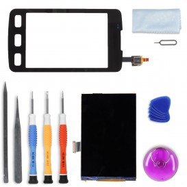 DIY Screen Repair Kit (LCD + Touch screen) - Samsung Galaxy Xcover 1