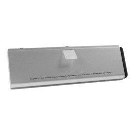"Batterie MacBook 15"" A1281S - Coque blanche"