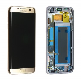 Ecran complet or (Officiel) - Galaxy S7 Edge