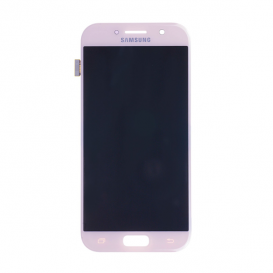 Complete Pink Screen (Official) - Galaxy A5 (2017)