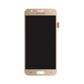 Complete Screen Assembly GOLD (Official) - Galaxy J5 2016