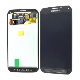 LCD + Touch Screen GREY/BLACK (Official) - Galaxy S5 Active