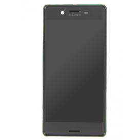 Complete Screen BLACK (Official) - Xperia X Compact