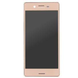 Complete Screen ROSE GOLD (Official) - Xperia X/X Performance/XZ