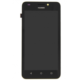 Complete Screen BLACK (Official) - Huawei Y635