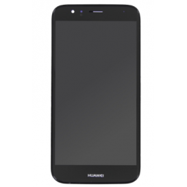 Complete Screen BLACK (Official) - Huawei G7 Plus