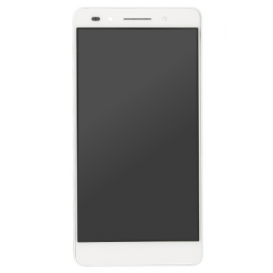 Complete Screen Assembly WHITE (Official) - Honor 7