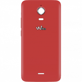 Red rear panel (Official) - Wiko Wax