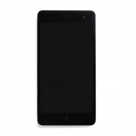 Complete Screen BLACK (Official) - Wiko Jerry 2