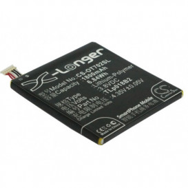 Batterie Alcatel compatible One Touch 7024, One Touch 7024W, One Touch Fierce, One Touch Idol, One Touch Snap, One Touch Snap