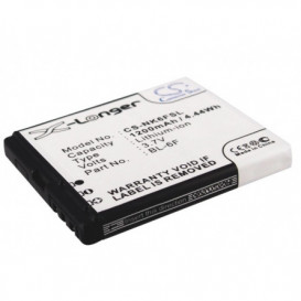 Batterie Nokia compatible N78, N79, N95 8GB